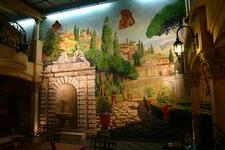 Роспись стен город Луганск фото